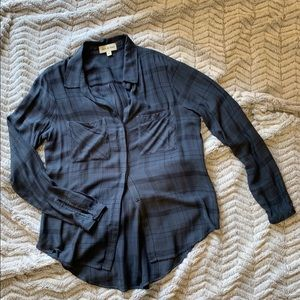NWOT Cloth & Stone button up